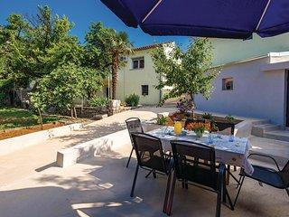 Nice home in Rijeka w/ WiFi and 2 Bedrooms (CKO954)