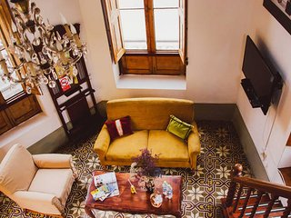 Fancy Apartment at Colonial House in Barranco