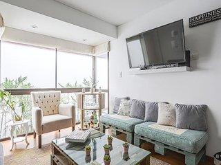 Modern & beautiful apt in eco-building - Barranco