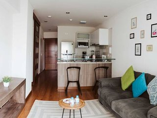 Charming apartment with a pool - Great location