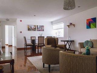 iLindo y acogedor apartamento en Miraflores cerca del Malecon!