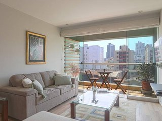Discover Miraflores from a beautiful apartment