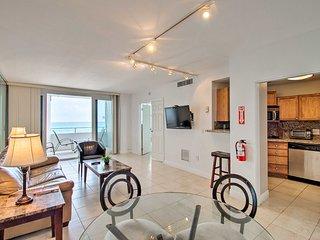 Luxe Beachfront Ft Lauderdale Resort Condo w/Pool!