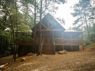 Tree Top Tango! 3 BR, 2 Bth; Shuffleboard; Hot Tub; Fire Ring; Wood Provided