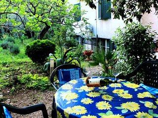 Brane - great location & garden terrace: A1(6+1) - Split