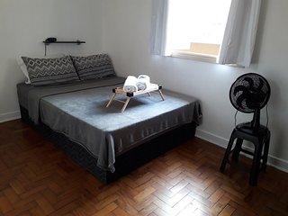 Quarto economico para casal prox. ao Museu do Ipiranga