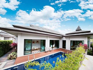 Spacious Private Pool Villa 3 Bedrooms