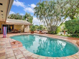 Private Oasis Home in Prestigious Community!