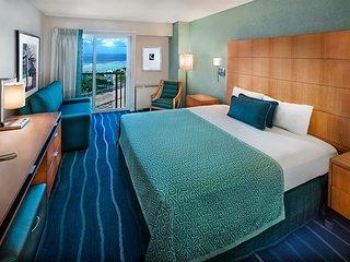 Beautiful Ala Moana Hotel in Waikiki