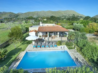 Beautiful Villa Finquita Next to Puerto Pollensa