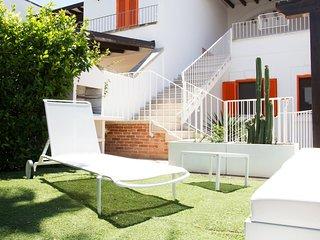 Villa Tessa | giardino, bbq, a/c, in villaggio