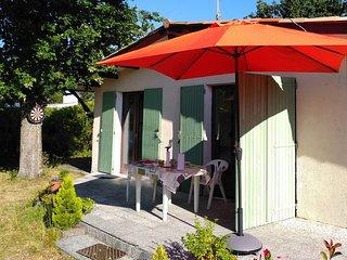 Gironde Carcans maison de plein pied  confortable très agréable en septembre