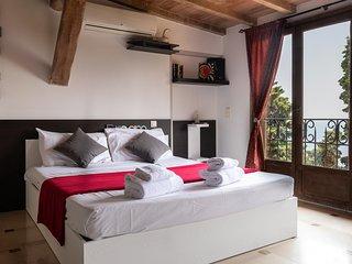 Villa Azur Cap Dail Monolocale n2 per 3 persone
