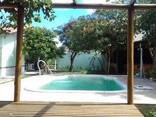Casa Ano Novo Fantásti - Guriri - Praia, piscina, Churrasqueira e Área de lazer