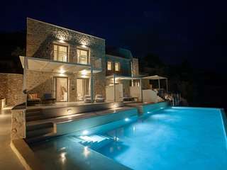 Katikies Manis-Breathtaking Private views from your Villas with Infinity pool!