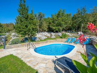 Beautiful home in Brnobici w/ Outdoor swimming pool, Outdoor swimming pool and 2