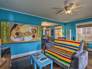 NEW! Colorful Hillcrest Bungalow: Near Balboa Park