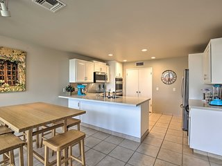 NEW! Indian Wells Desert Condo w/ Pool & Tennis!