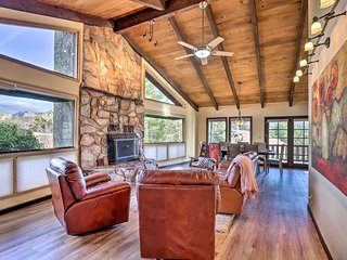 West Sedona House w/ Deck - Mins to Uptown!