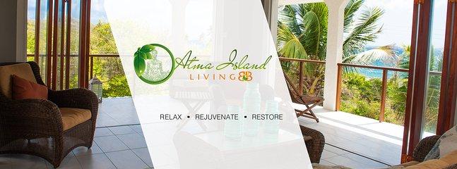 Bienvenue à Atma Island Living