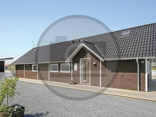 Beautiful home in Harboøre w/ Sauna and 4 Bedrooms (A5263)