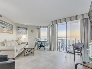 Ocean Front One Bedroom Penthouse Condo at Patricia Grand