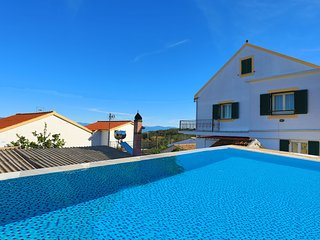Villa Thea Antonis: Amazing sea views, In Gaios Paxos, A/C, Wi Fi
