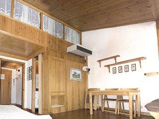 Appartamento bellissimo di 60mq, 150mt dalle piste, situato di fronte al lago
