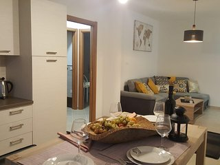 Olga modern apartment wit terrace not far from Alghero