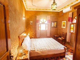 Igrane Room At Riad Soleil Du Monde