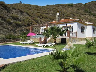 4 bedrooms villa in Maro, Spain, with private pool