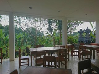 Rive Ubud Hotel Double room Mountain View