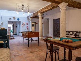 Villa Margarita Casa Rural, 15personas, Piscina, Barbacoa