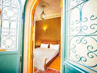 Ayour Room At Riad Soleil Du Monde