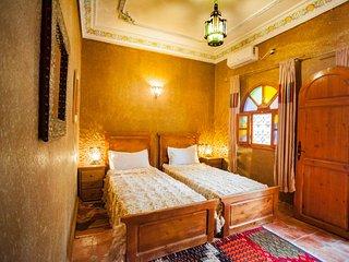Anamar Room At Riad Soleil Du Monde