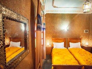 Itrane Room At Riad Soleil Du Monde