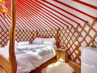 Oystercatcher Yurt