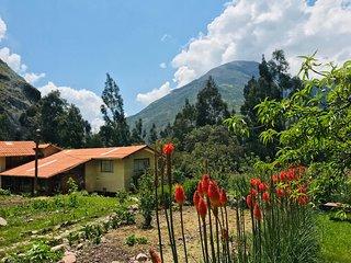 Casita Huaran, hospedaje Rusico y ecologico