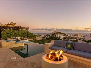 Ocean View Villa on Stunning Hillside, Casa Soñara, 4 BR