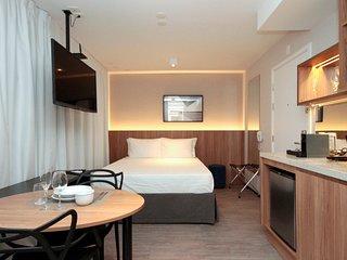 360 Suites Sao Luis - Apartamento Deluxe 1