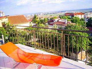 Deluxe Villa With Sun Terrace Overlooking The Sea