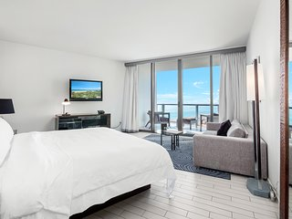 Private residence at The W South Beach Unit 1226