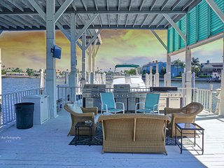 Pass-A-Grille Anheuser Busch Resort Boat House