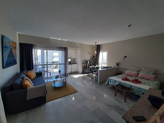 New & Beautiful Loft in Puerto Banus