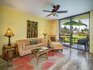 Ground Floor Ease w/Private Lanai, Full Kitchen, AC, Laundry, WiFi & Flat