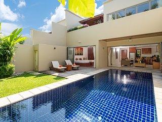 Modern Villa * BangTao - Pool Parking Fitness center