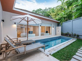 Private Signature Pool Villa With 2 Bedrooms