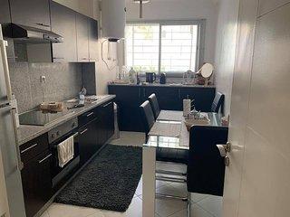 Bel appartement F3, tout confort Neftlix+Can+ 80 m2  10min de la plage