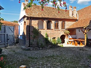 • Casa Nicu • ancient Carpathian cottage near Sibiu Transylvania Romania