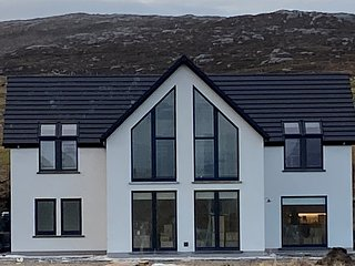 Beachside Holiday Home, Seilebost, Isle of Harris